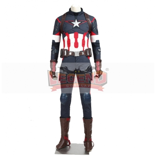 Avengers: Age of Ultron Captain America Costume