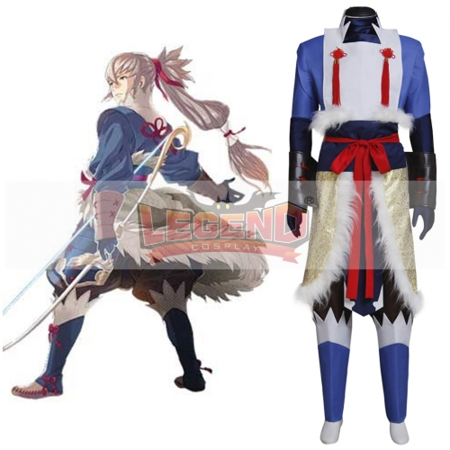 Fire Emblem Fates Takumi Cosplay Costume outfit