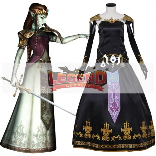 Legend of Zelda Twilight Princess Fancy Dress Costume
