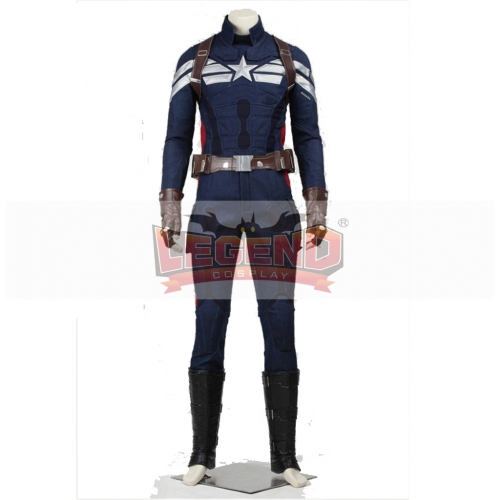 Captain America 2 The Winter Soldier Captain America Costume