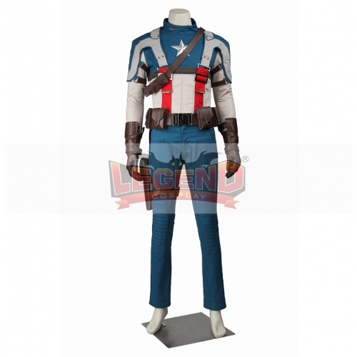 Captain America: The First Avenger Steve Rogers Captain America Costume