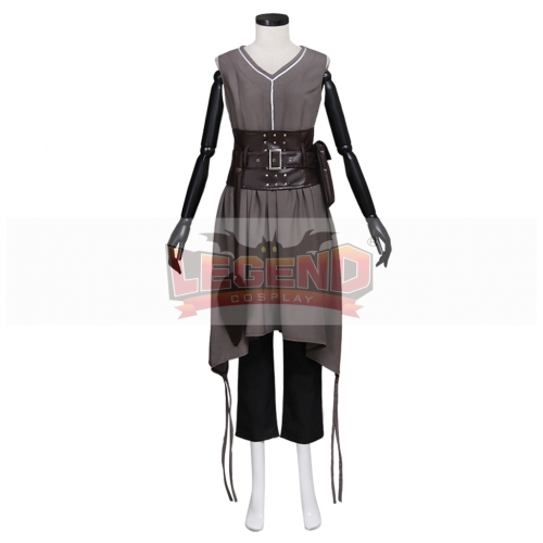 Doctor Who River Alex Kingston Cosplay Costume