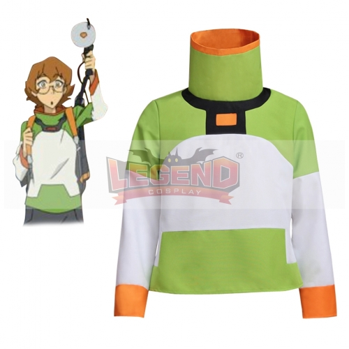 Voltron: Legendary Defender Defender Pidge Jacket Cosplay Costume All Size custom made