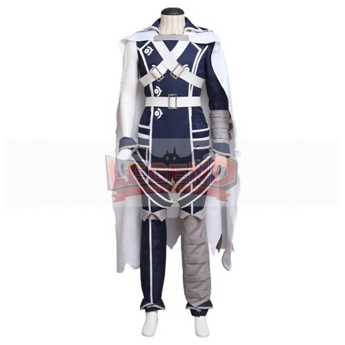 Fire Emblem Awakening Chrome Cosplay Costume outfit