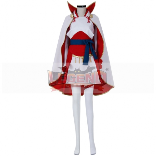 Fire Emblem IF Sakura Cosplay Costume outfit