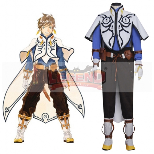 Tales of Zestiria the X Sorey Cosplay Costume custom made