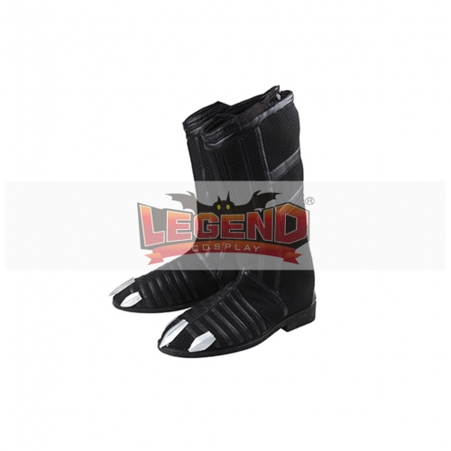 black panther cosplay shoes boots