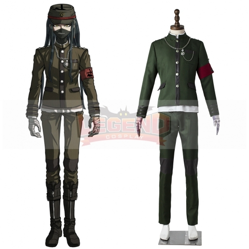 Danganronpa V3: Killing Harmony Shinguuji Korekiyo Cosplay adult costume