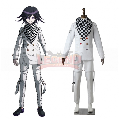 Danganronpa V3: Killing Harmony Ouma Kokichi Cosplay adult costume