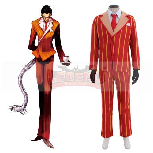 Anime Overlord demiurge cosplay costume outfit full set adult costume