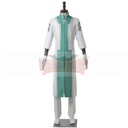 Fate Grand Order Romani Archiman Cosplay adult costume