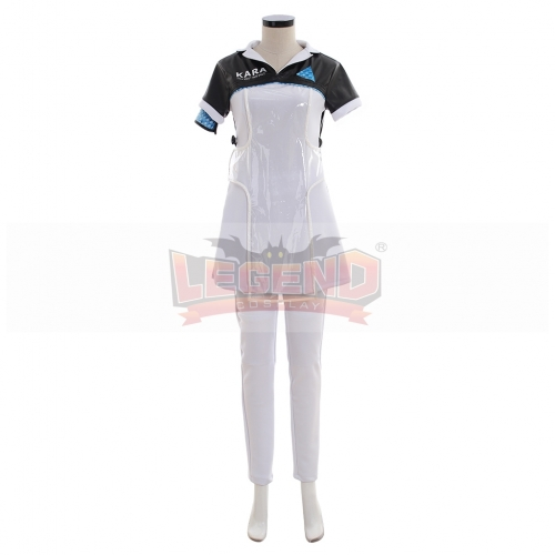 Detorit: Become Human Cosplay Kara Costume Halloween Party Costume