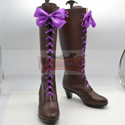 Black Butler2 Alois Trancy Cosplay shoes Custom made