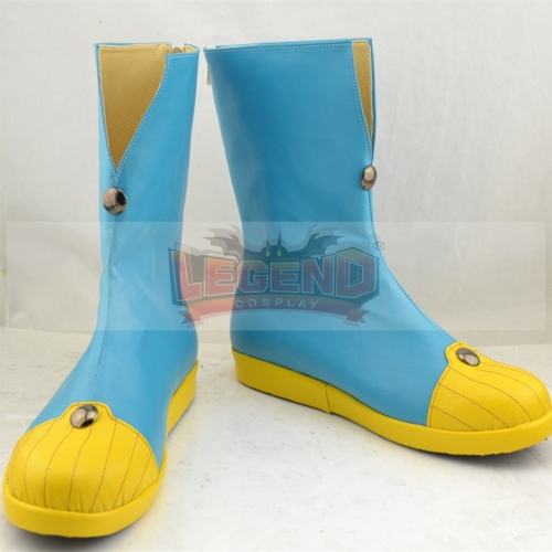 The Seven Deadly Sins King Cosplay Disaster Cosplay Shoes Custom Made
