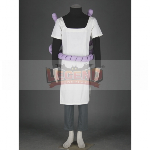 Naruto Orochimaru Cosplay Costume For Adult Custom Made