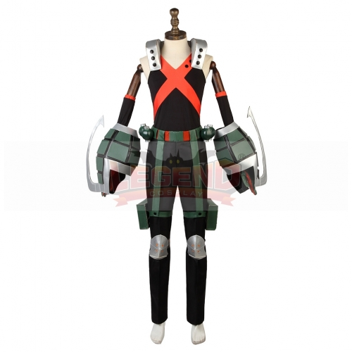 My Hero Academia bakugou katsuki Cosplay Costume For Halloween Custom Made