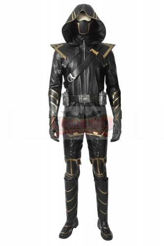 Cosplaylegend Avengers: Endgame Clinton·Barton Hawkeye Ronin cosplay costume With Shoes
