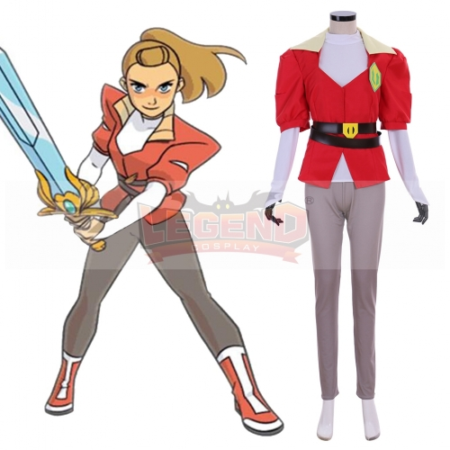Cosplaylegend She-Ra: Princess of Power Princess Adora cosplay Costume
