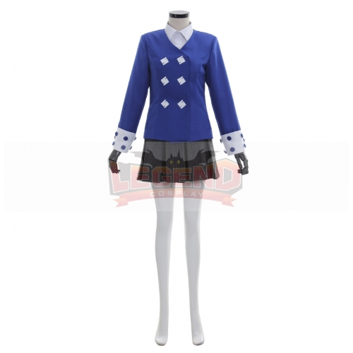 Cosplaylegend Heathers The Musical Veronica Sawyer Cosplay costume uniform custom made