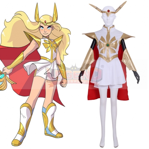 Cosplaylegend Custom Made She-Ra And The Princess Of Power Princess Adora Suits Custom Clothes Uniform