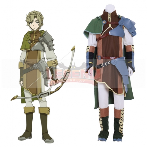 Cosplaylegend The Rising of the Shield Hero Itsuki Kawasumi Cosplay Costume Whole Set For Halloween Carnival Party