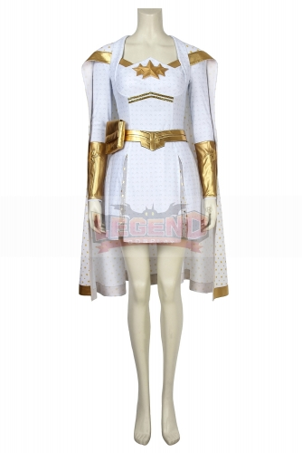 The Boys Season 1 Starlight Annie January Cosplay Costume Adult Halloween Costumes Women Dress Custom Made