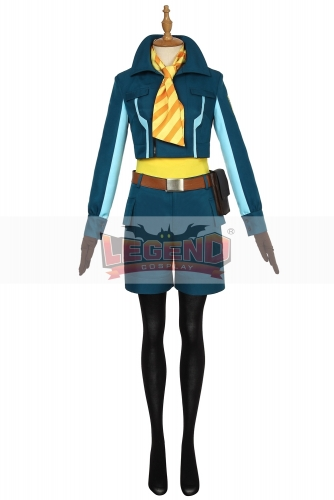 (Without shoes) Anime Symphogear XV Tachibana Hibiki cosplay costume Uniform adult halloween custom made