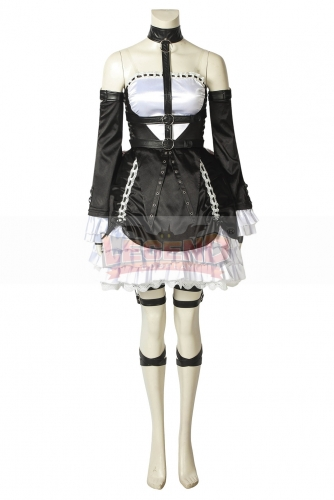 Cosplaylegend DEAD OR ALIVE6 Cosplay Marie Rose Costume Halloween Christmas Adult Women Custome Made Uniform Dress