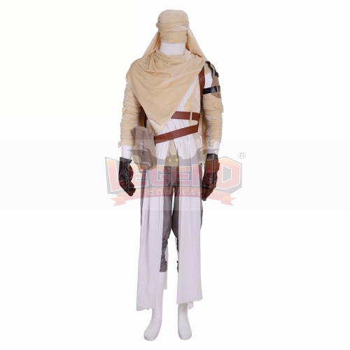 Cosplaylegend Star Wars vii:The Force Awakens Rey Mummy Scavengers Cosplay costume custom made
