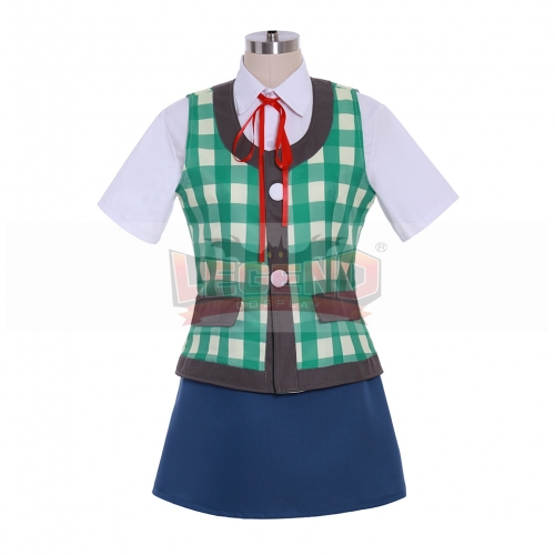 Cosplaylegend Animal Crossing Isabelle Cosplay costume custom made