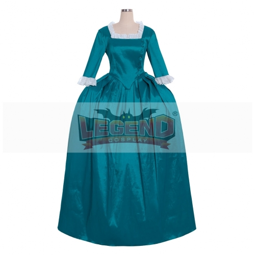 Cosplaylegend Eliza Schuyler Cosplay costume dress colonial dress costume