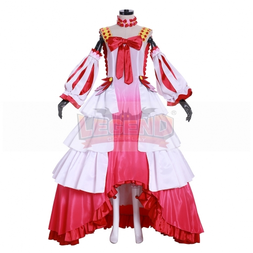 Cosplaylegend The Rising Of The Shield Hero Filolial Queen Fitoria Cosplay Costume Adult Women Fancy Halloween Dress