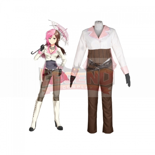 Cosplaylegend RWBY Neopolitan Neo Cosplay Costume For Adult Carnival Halloween Party Custom Made