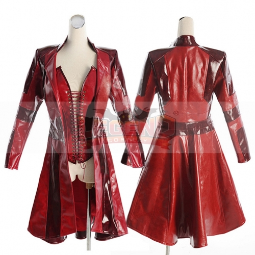 Cosplaylegend Captain America: Civil War Scarlet Witch Wanda Cosplay Costume