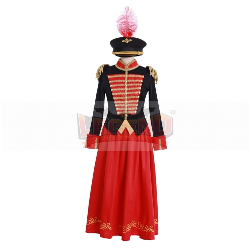 Cosplaylegend The Nutcracker And The Four Realms Clara Cosplay Costume Uniform Dress