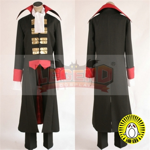 Cosplaylegend ZONE-00 Syaraku Cosplay Costume for Halloween Christmas costume full set custom made