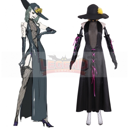 Cosplaylegend Anime Persona 5 Sae Niijima Cosplay Costume Adult Woman Fancy Halloween Suit
