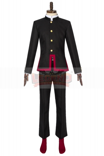 Cosplaylegend Anime Toilet-Bound Hanako-kun Cosplay Jibaku Shounen Costume Men