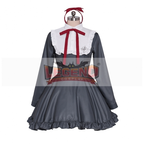 Cosplaylegend Danganronpa Another Episode:Ultra Despair Monaca Towa Cosplay Costume Women